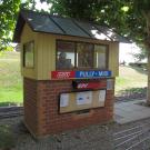 Nastawnia na stacji Pully-Midi MNT